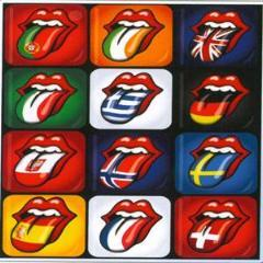 Magnete - Rolling Stones - Tongue Evolution