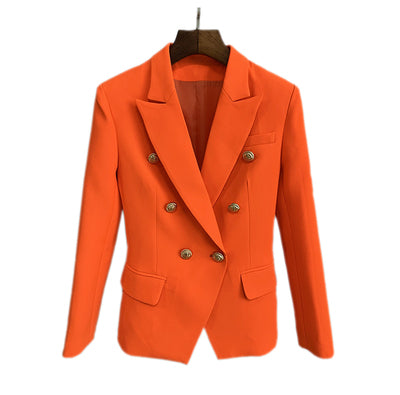 Blazer Balmina - S / Orange - M / Orange - L / Orange - XL / Orange - 2XL / Orange - 3XL / Orange