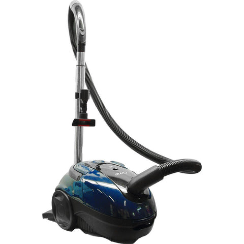 Cirrus Power Head Bagged Canister Vacuum with 12 Amp Motor, VC248
