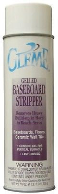 Claire C-859 19 Oz. Gleme Gelled Baseboard Stripper Aerosol Can (Case of 12)