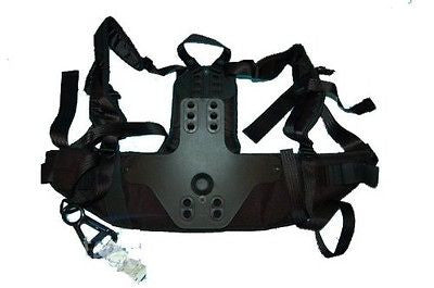 ProTeam Backpack Vacum Shoulder Pads & Harness System 103166