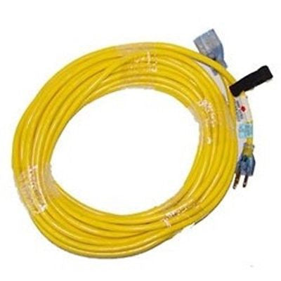Extension Cord 50' Yellow 14/3 with Lighted Ends - Compare to ProTeam 101678