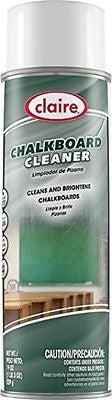 Claire 868 Chalkboard Cleaner 19oz Aerosol