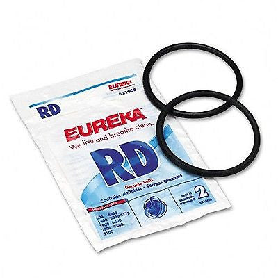 Round Belt for Electrolux, Eureka, Sanitaire Upright Vacuums 30563 (EP9027A), (2pk)