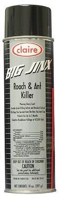 Claire C-296 14 Oz. Big Jinx Roach & Ant Killer Aerosol Can (Case of 12)
