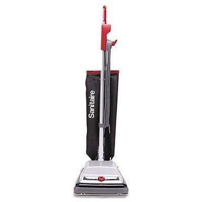Sanitaire TRADITION QuiteClean Heavy-Duty Upright Vacuum, 18lb, SC889