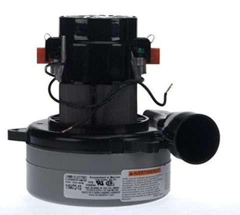 Lamb Central Vacuum Motor 116472-13