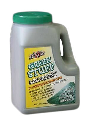 Berryman GREEN STUFF Absorbent