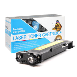 Toner - Jumbo Black, Compatible with BROTHER TN450J