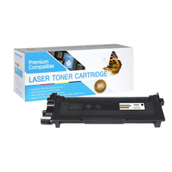 Toner - Jumbo Black, Compatible with BROTHER TN630, TN660