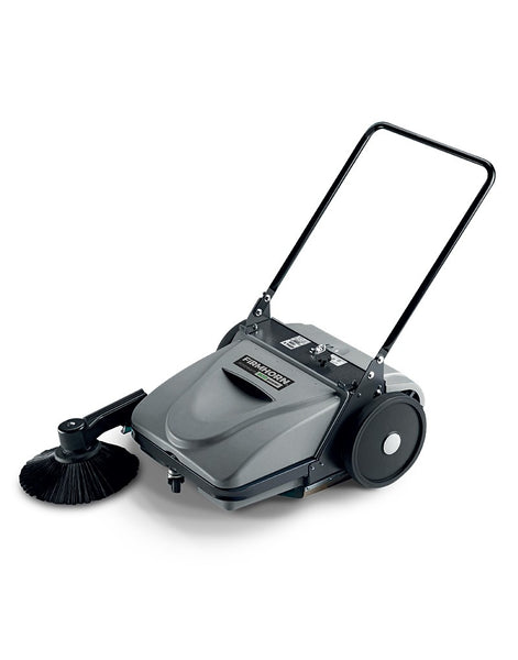 FiRMHORN Airstream ECO Power Manual Push Sweeper