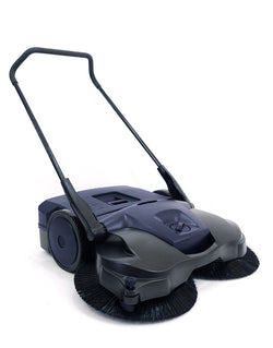 FiRMHORN Avenue Eco Power Manual Push Sweeper