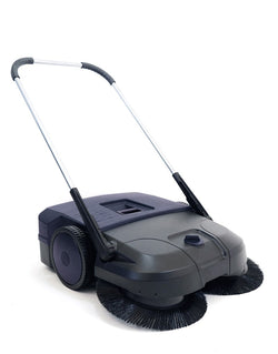 FiRMHORN Civic ECO Power Manual Push Sweeper