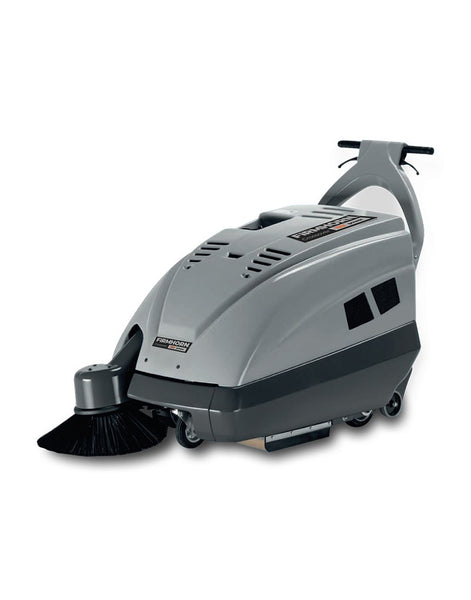 FiRMHORN Crossover 12V Powered Sweeper