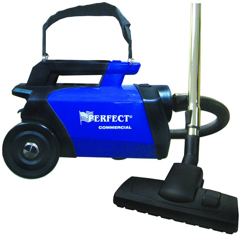 Perfect Commercial Lightweight Portable Commercial Canister Vacuum C105
