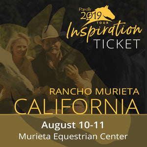 2019 Inspiration Tour, Rancho Murieta, CA Ticket