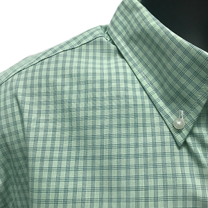 Mens Parelli Plaid Button Down