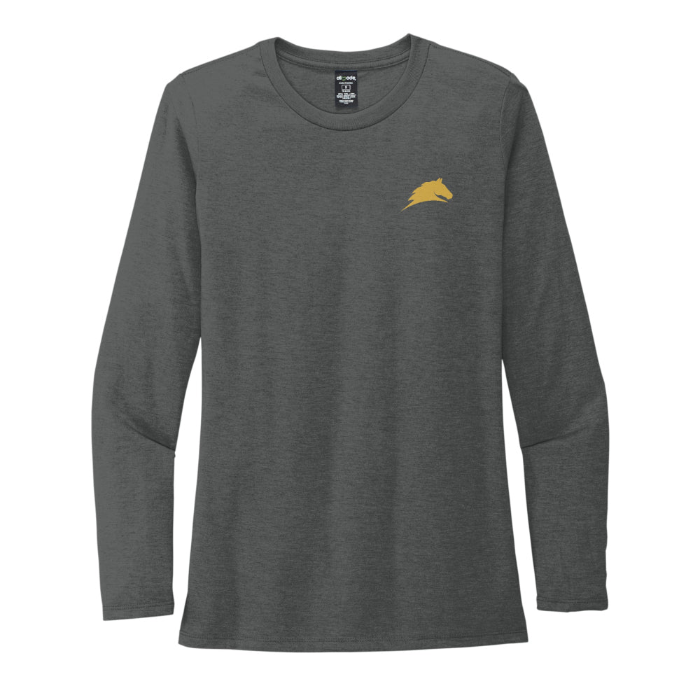 Ladies Parelli Tri-Blend Long Sleeve