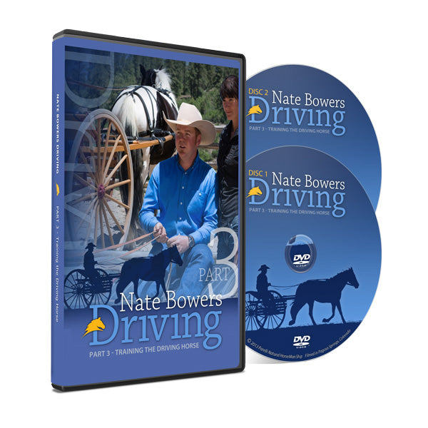 Driving Part 3 - Training the Driving Horse
