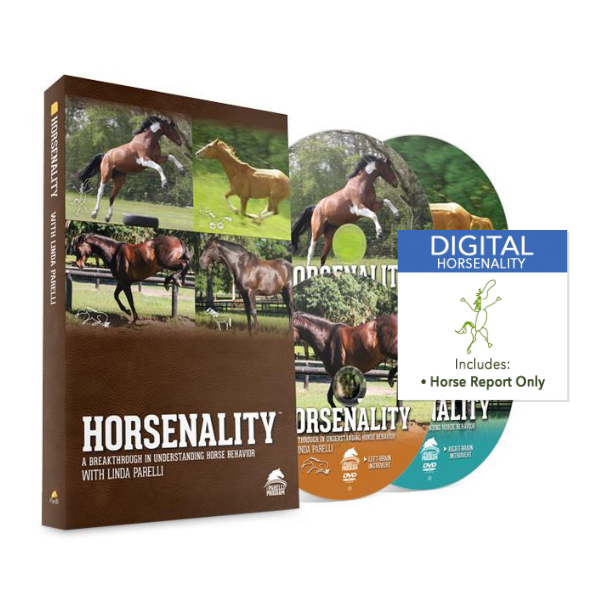 Horsenality Bundle (DVD set & Horsenality Digital Report)