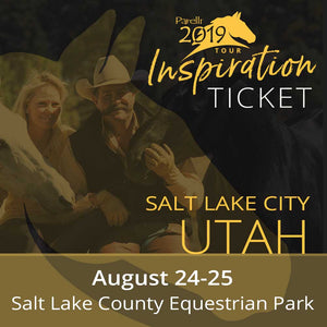 2019 Inspiration Tour, Salt Lake City, UT Ticket