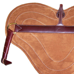 Bareback Pad Tan for Natural Horse Riding
