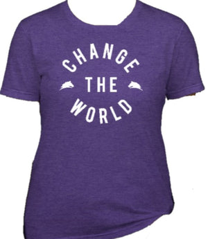 Ladies Parelli Change the World T-Shirt