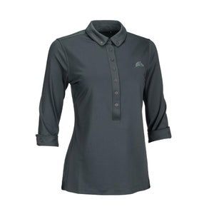Ladies 3/4 Sleeve Polo