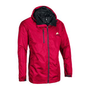 3-in-1 Mens Waterproof Jacket