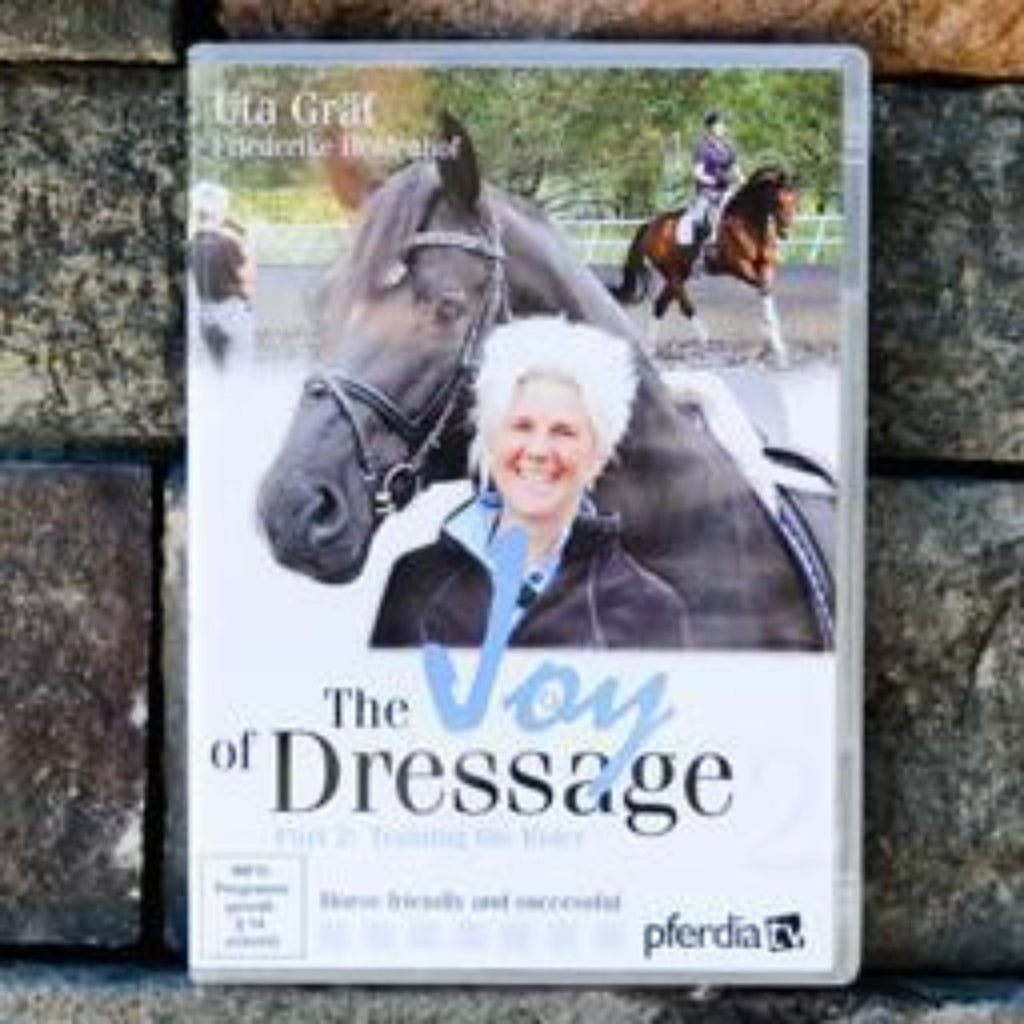 The Joy of Dressage Part 2: Training the Rider