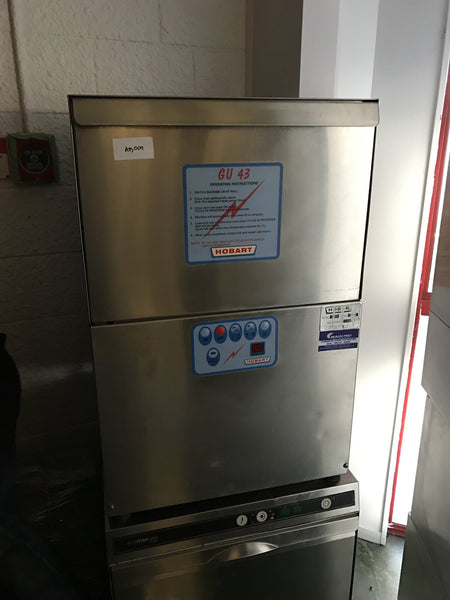 APS035 Hobart GU43 Commercial Glass washer - Washpro