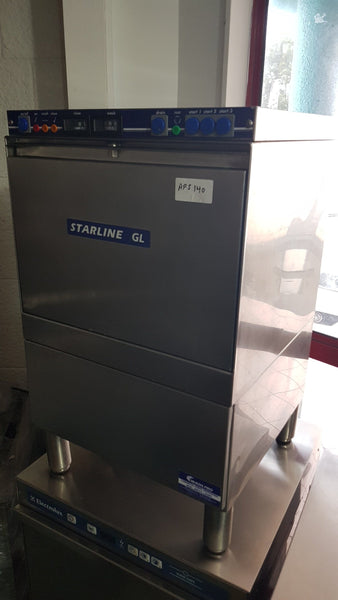 APS140 Starline GL Commercial Glasswasher with warranty - Washpro