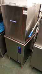 APS182 Starline M1 Passthrough Commercial dishwasher with warranty - Washpro