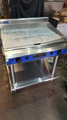 APS220 Blueseal GP516-LS 900mm wide Hot plate Natural gas in Excellent condition - Washpro