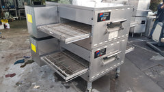APS573 Middleby marshall ps640g WOW double stack Conveyor pizza oven - Washpro