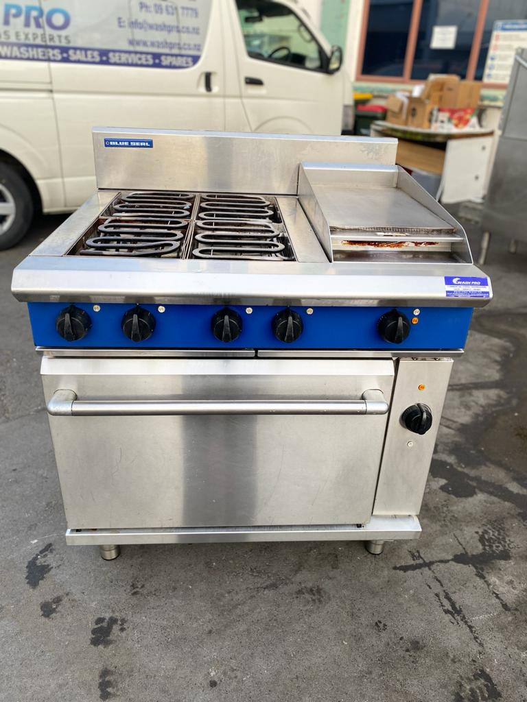 APS539 Blue Seal E56C  4 Electric elements hot plate and oven with warranty