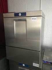 APS261 HOBART FX-90N UNDERCOUNTER COMMERCIAL DISHWASHER - Washpro