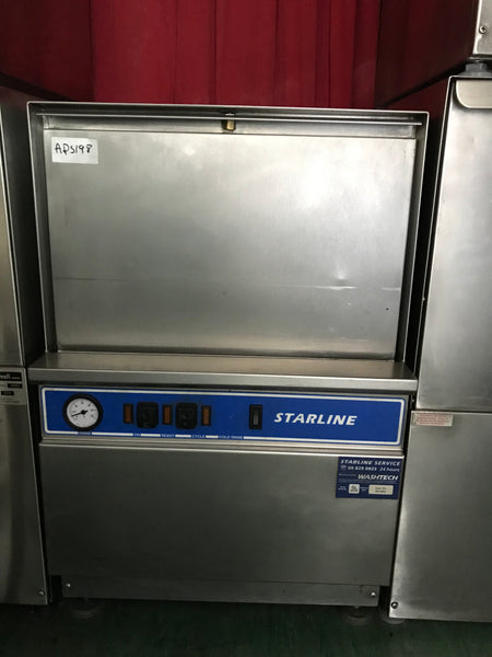 APS214 STARLINE GL UNDERCOUNTER COMMERCIAL DISHWASHER - Washpro