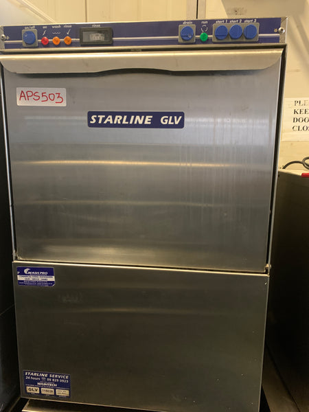 APS503 STARLINE GLV UNDERCOUNTER DIAHWASHER WITH WARRANTY - Washpro