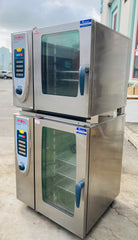 APS447 Rational Doubal stack  Self Cooking Center Commercial Combi Ovens