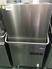 APS267 Hobart Ecomax 602 Commercial Dishwasher fully serviced with warranty - Washpro