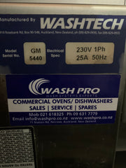 APS513 STARLINE GM UNDERCOUNTER COMMERCIAL DIAHWASHER WITH WARRANTY - Washpro