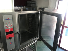 APS202 Convotherm OSC 1010 10 tray electric combi oven - Washpro