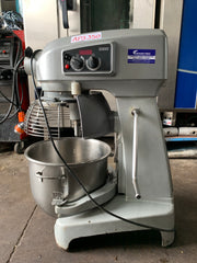 APS350  HOBART HL200 Mixer With Bowl and Dough Hook in Excellent Condition - Washpro