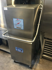 APS116 Hobart SM9 Commercial Passthrough dishwasher or as BF FSD400 - Washpro