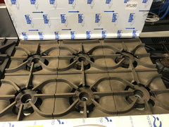 APS288 Imperial 6 Gas Burner with Convection oven  like new - Washpro