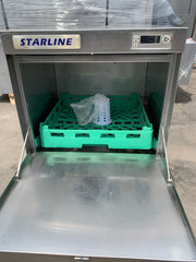 APS165 STARLINE UD UNDERCOUNTER COMMERCIAL DISHWASHER - Washpro