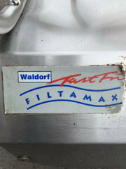 APS099 WALDORF FILTAMAX COMMERCIAL OIL FILTER ON WHEELS WITH WARRANTY - Washpro