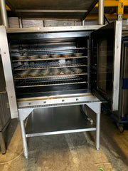 APS373 BLUE SEAL TURBOFAN 5TRYS ELECTRIC, LPG,NATURAL GAS CONVECTION OVEN( BAKING AND ROASTING) WITH STAND AND WARRANTY - Washpro