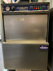 APS379 STARLINE UD UNDERCOUNTER COMMERCIAL DISHWASHER WITH WARRANTY - Washpro